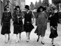 Art-Deco-Event-Style_Flapper-Girls 1920s