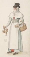 Lucas de Heere c. 1570 with red petticoat
