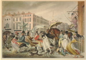Drawing by j elwood 1790 to 1800 brit mus