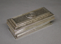 Root box silver paris 1727 to 32 met