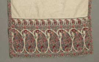 Wench british hand loom wool asilk 1810
