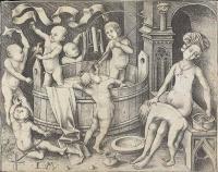 The children's bath 1495