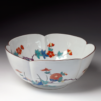 Bowl  Meissen porcelain factory  1729-1731. Museum no. 7327-1860  © Victoria and Albert Museum  London. Given by Queen Victoria.